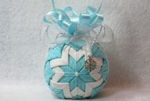 KC Fabric Ornaments / by KC Fabric Ornaments