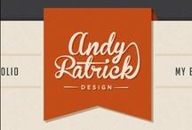 Project Inspiration: Portfolio Setup / by Jennifer Griffin