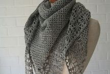 K/C Shawls and Sweaters / by Eveline Peterson