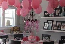 Party ideas / by Shannon Semet