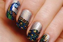 Nail Art - Cute Critters and Animals / Lots of pretty nail art of owls, bees, lady bugs, all sorts of cute creatures! / by The Sparkle Queen