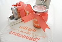 Bridal Party Gifts / by Wedding Crafters