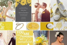 Trending Color Palettes  / by Wedding Crafters