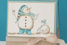 Rubber Stamping / Cards / by Karen Greenhood