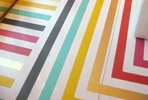 Painted Floors / by Dovecote Decor