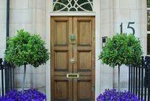 Fantastic Front Doors / by Dovecote Decor