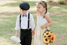 Flower girls/Ring bearers / by Wedding Crafters