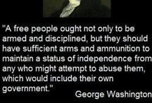 2nd Amendment / Give me Liberty... or Give me Death. ProGun/2nd Amendment related posts here... don't like it? Unsubscribe from my account then. / by Kris Weir