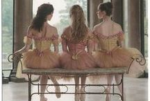 Tutus and Pointe Shoes  / by Makena Ryann