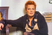 """TV & TG / I have a thing about men who dress like women - but are heterosexual. Adrian Pasdar's character in a 1990's film JUST LIKE A WOMAN touched on the subject in a very touching way.. """"Normal"""" the HBO movie special did an OK job on the subject. but Eddie Izzard takes the cake -- that man is just HOTT. / by Kris Weir"""