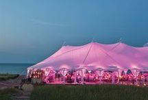 Event Lighting / Lighting inspiration for holidays, weddings, events and parties! / by The Sparkle Queen