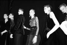 Backstage / by Alberta Ferretti
