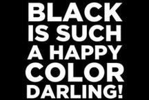 Girls in black / by Alberta Ferretti