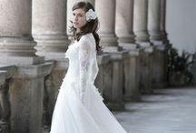 Forever 2014 / New Bridal Collection Alberta Ferretti, living the dream, dream a real life. / by Alberta Ferretti