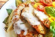 Meat: The Main Dish   / Chicken, Turkey, Pork, Sausage etc / by Carmen Carol