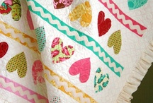 I LOVE QUILTS!!!! / by Vickie Israel
