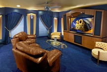 Our Media Rooms / Home Theaters / by Bruce Graf