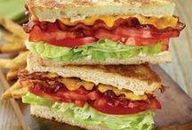 Sandwiches, Burgers,  & Wraps / by Carmen Carol