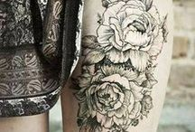 Ink / Tattoo inspiration  / by Leila Badsha