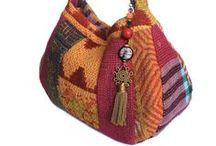 Handbag Ideas / Taking the Craftsy handbag class - need ideas for shapes and hardware / by Jan Koehn