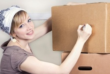 Moving Tips / by Gemma McKenney