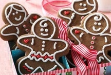 Gingerbread Recipes / You'll find more than just gingerbread men in Taste of Home's collection of gingerbread recipes! Spice up your Christmas menu with these gingerbread cakes, gingerbread cookies and more! / by Taste of Home