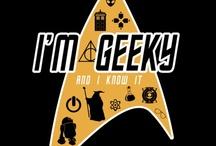 Geekdom / The board title should be self explanatory.   / by Stephanie Herrington