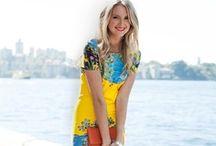Candice Lake Takes The Reins / by eBay Fashion