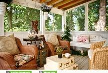 Garden/Patio Ideas / by Amanda Mosely