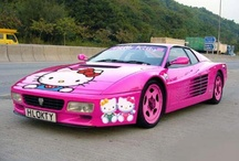 AWESOME CARS / by Sabrina Campbell