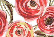 Pleasure of Pattern: Flowery / by Frani Marek Janci