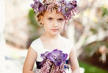FLOWER GIRLS / by Amy-Jo Tatum