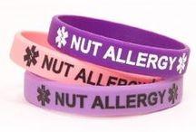 nut allergy life / by Amanda Montgomery