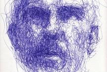 Sketchy... / by Frani Marek Janci