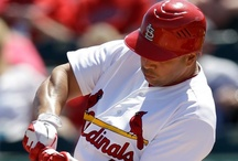 Cardinals Baseball & Football, and the Flyers & 76er's / I'm a fan of the St. Louis Cardinals baseball team, as well as the football team (yes, even after the move to Arizona). I also enjoy 76er's basketball and the Philadelphia Flyers. / by Kenneth W. Cain