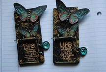 Art - Altered Mouse Traps / ALL IMAGES ARE SUBJECT TO COPYRIGHT LIMITATIONS BY THE ORIGINAL OWNERS. Click on the links for more information.  / by Judy McKay
