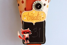 Crafts - Boxes and Gift Holders  / see also Crafts - Wrap It  / by Judy McKay
