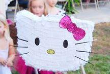 Hello Kitty Party / by Kristen Strait