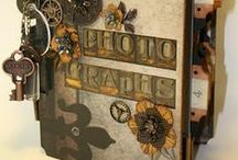 Art - Altered books / by Judy McKay