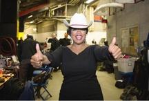 Oprah / #yegOprah / by Edmonton Journal