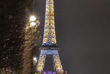 Paris / by Wendy Pinne