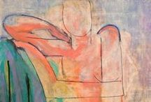 Art:  Ideas & Inspiration / by Lisa Simmons
