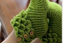 Knitting & Crochet - Adults / by Trish Windley