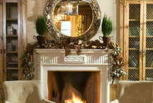 Fireplace / by Jeanette Thompson