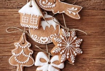 Christmas Gingerbread / by Jeanette Thompson