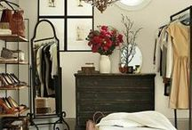 Custom Closets / Closets. / by Rebecca Hood