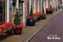 Romantic Streets Shops Cafes / by ayelet am