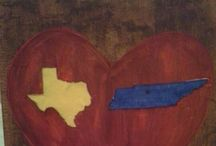 Texas & Tennessee  / I have lived in both states and loved it.  / by Nichole Johnson-Dubak