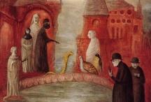 FALL 12 Inspiration : Surrealism 'In Wonderland' / by Habitual Denim