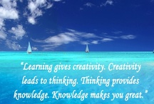 Educational Quotes / Inspiration  / by USDegreeSearch